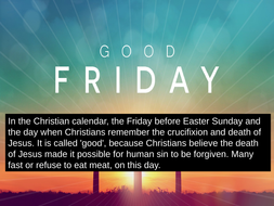 'Good Friday' by Christina Rossetti