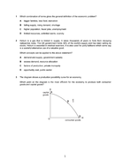 This resource is Economics   IGCSE PAPER 1 and( Answer ) Mark Scheme