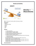 Density Practical