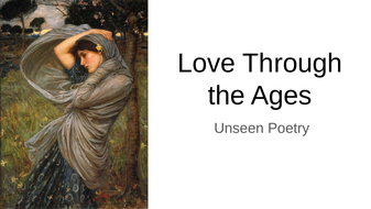 Love-Through-the-Ages-unseen-poetry.pptx