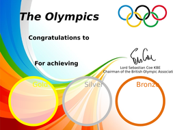 key stage 3 athletics olympics by jipwak teaching resources tes