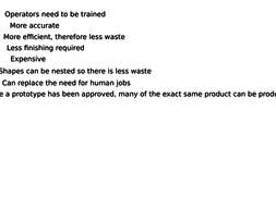 Use of ICT - GCSE Product Design
