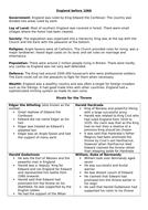 AQA GCSE History Norman England Revision Guide