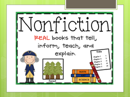 Non-Fiction Introduction to Paper 2