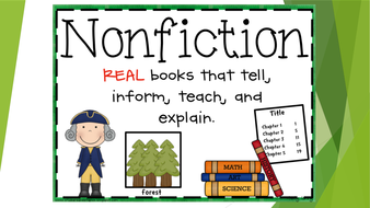 Non-Fiction English Language Lesson 3 (Compare and Contrast)