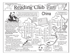 'China: A Fascinating Country' Puzzle Set (plus exclusive China photograph)