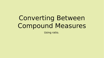 PowerPoint-Compound-Measures.pptx
