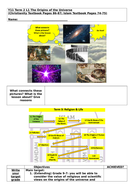 AQA 9-1 Religious Studies Spec A The Origins of the Universe, The Value of the World, The Use & Abus