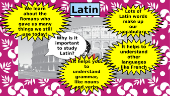 Introduction to Latin/Beginners Latin