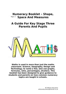 Maths Booklet - Shape, Space And Measurements