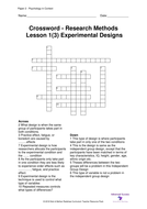 experimental design research pdf