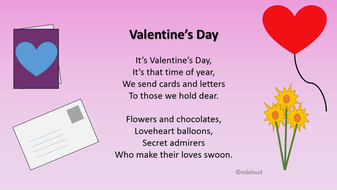 Valentine's Day Poems | Teaching Resources