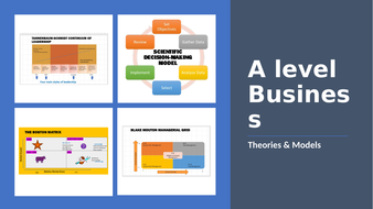 A-level-Business-Models--Theories-and-Model-Final-.pptx