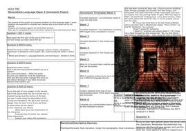 Language Paper 1 Homework Project