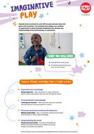 Sport Relief 2018: Imaginative Play activities