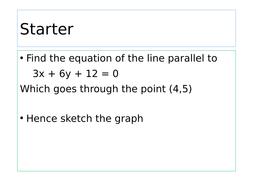 Plotting (an recognising) harder graphs