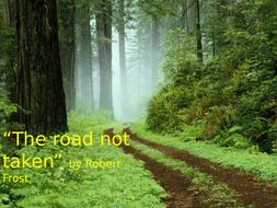 Robert-Frost-The-road-Not-taken1.pptx