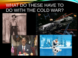 Reagan, SDI and the Second Cold War. GCSE Superpower relations