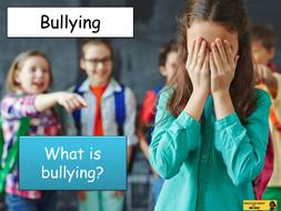 PSHE: Bullying