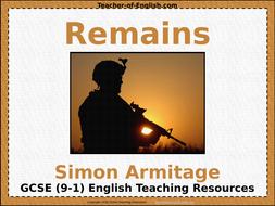 Remains-by-Simon-Armitage-(TES).pptx