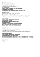 Tornadoes-song-lyrics.docx