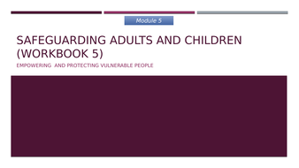 Care Certificate Standards 10 and 11: Safeguarding Adults and Safeguarding Children
