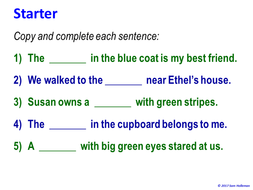 prepositions and prepositional phrases a grammar for writing lesson