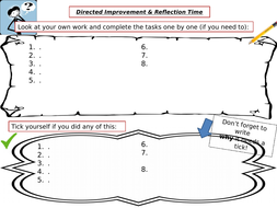 Directed-Improvement---Reflection-Time-ii.pptx