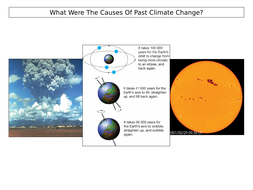 Hazardous Earth - What Were The Causes Of Climate Change In The Past?