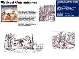 Medieval-Entertainment-sheet.ppt