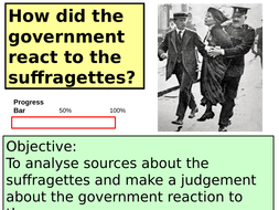 How-did-the-government-react-to-the-suffragettes.ppt