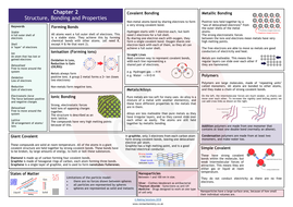 AQA Chapter 2 - Structure, Bonding and Properties Revision Mat.pdf
