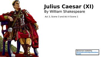 (11)-Julius-Caesar-(XI)-Act-3-Scene-3-and-Act-4-Scene-1-Template.pptx