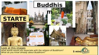 Buddhism BELIEFS AQA 9-1
