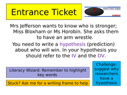 L14 - Aims-and-Hypotheses.ppt