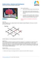 Problem Solving Video - Valentine's Card Parallelograms