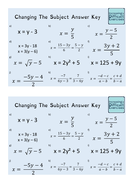 Changing-The-Subject-01-Answers.pdf