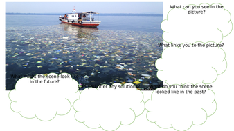 Plastic Pollution - The Problem of Plastic