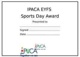 IPACA-EYFS-Sports-Day-Award.docx