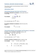 Decimals--fractions--percentages---how-to.doc