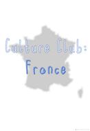 Culture Club: France