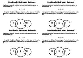 Gcse Chemistry Ionic And Simle Molecular Covalent Bonding Practice