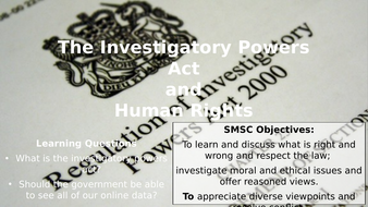 The-Investigatory-Powers-Act.pptx