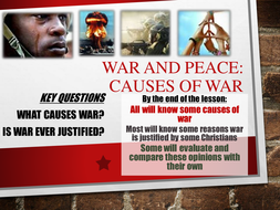 Causes of War PPT.pptx