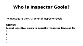 Who-is-Inspector-Goole.pptx