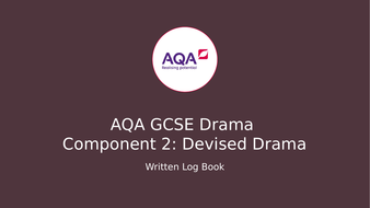 AQA-GCSE-Drama-Component-2-Section-1-PowerPoint.pptx
