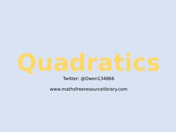 2)-Quadratics.pptx