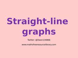 5)-Straight-Line-Graphs.pptx