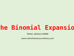 8)-The-Binomial-Expansion.pptx