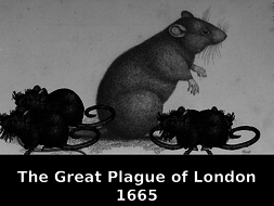 The Plague - Unit of Work & PowerPoint